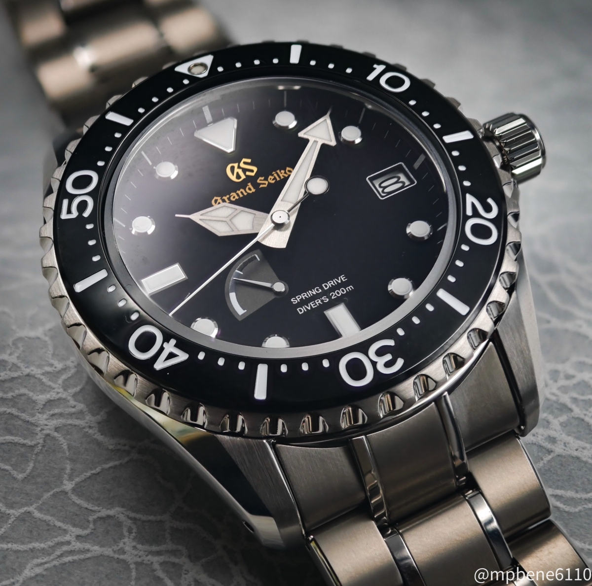 Top of the Pops: Grand Seiko Diver SBGA231