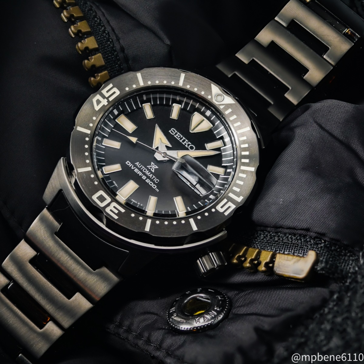 Seiko SRPD29 – A Monster on my Wrist