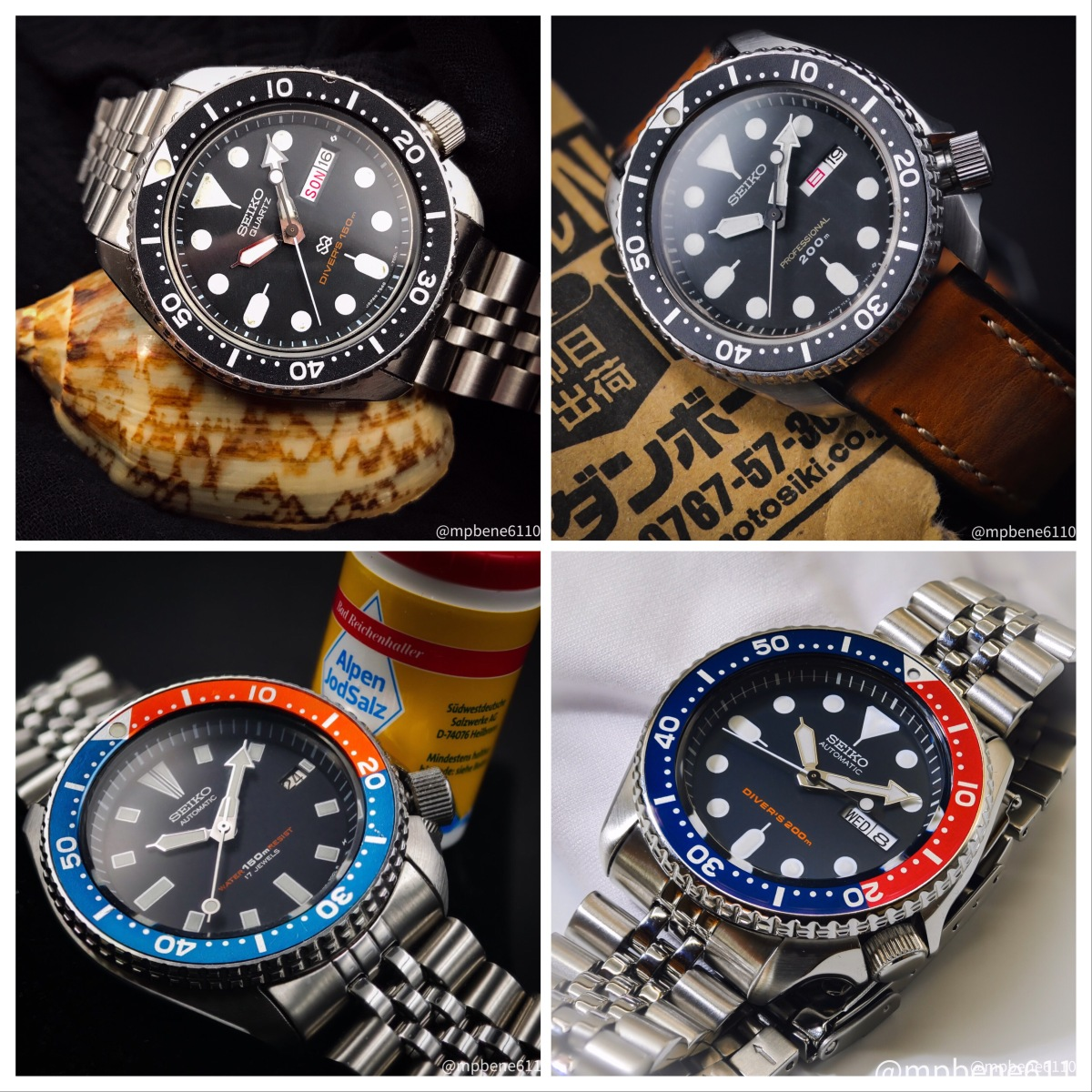 Standing on the shoulders of giants: A short glimpse at the history of the SKX007/009