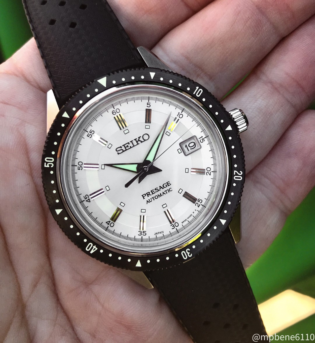 Sixties Vibes are back again – Seiko SPB127 Tokio Limited
