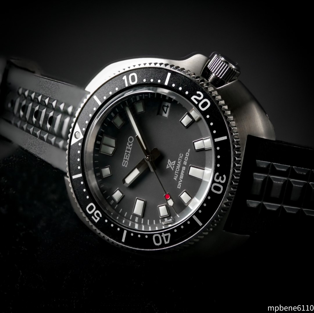 Willard III (Seiko SPB151): A Willard! A Willard! No kingdom for a Willard!