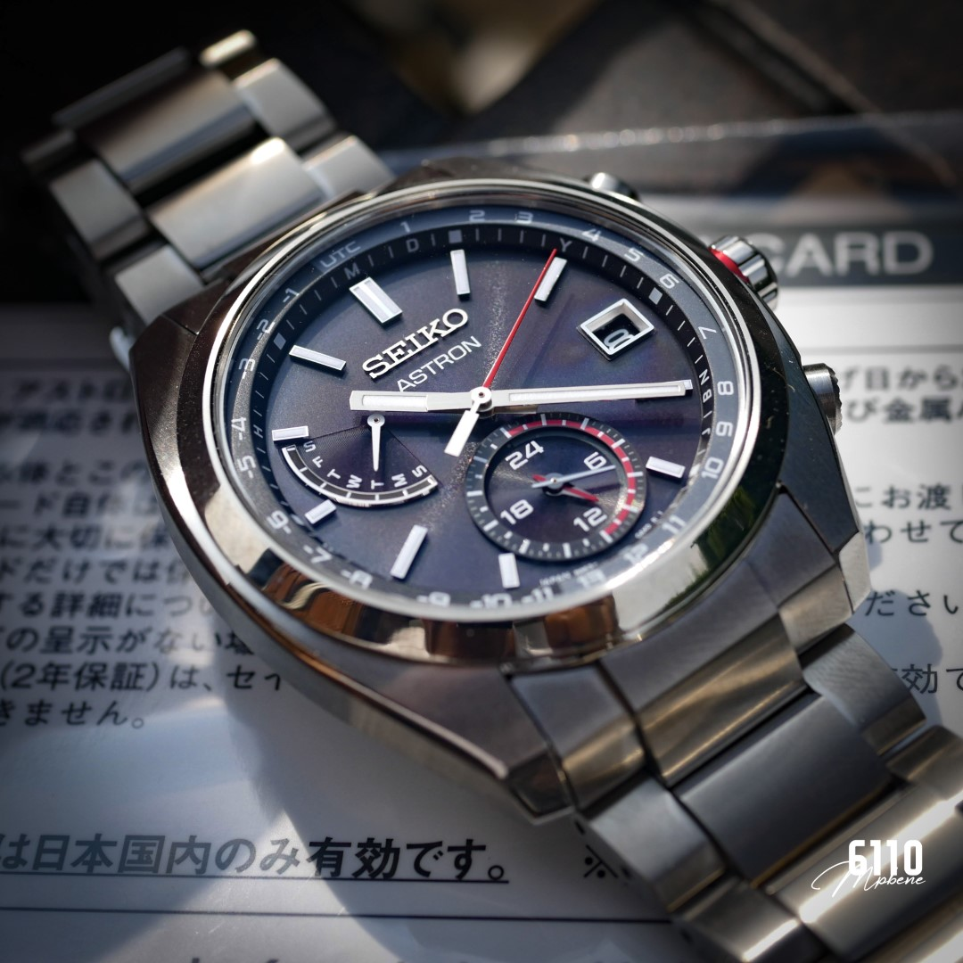 Seiko Astron SBXY017: The greatest name in quartz watchhistory